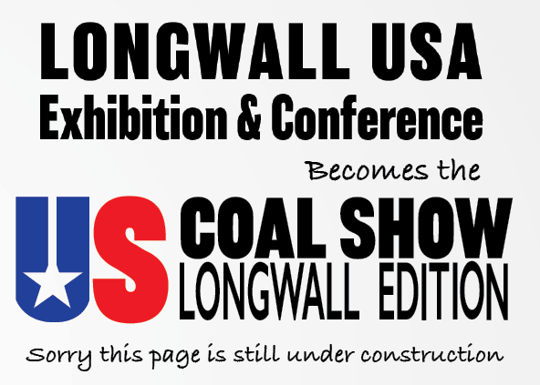US Coal Show - Longwall Edition - sorry this page is still under construction